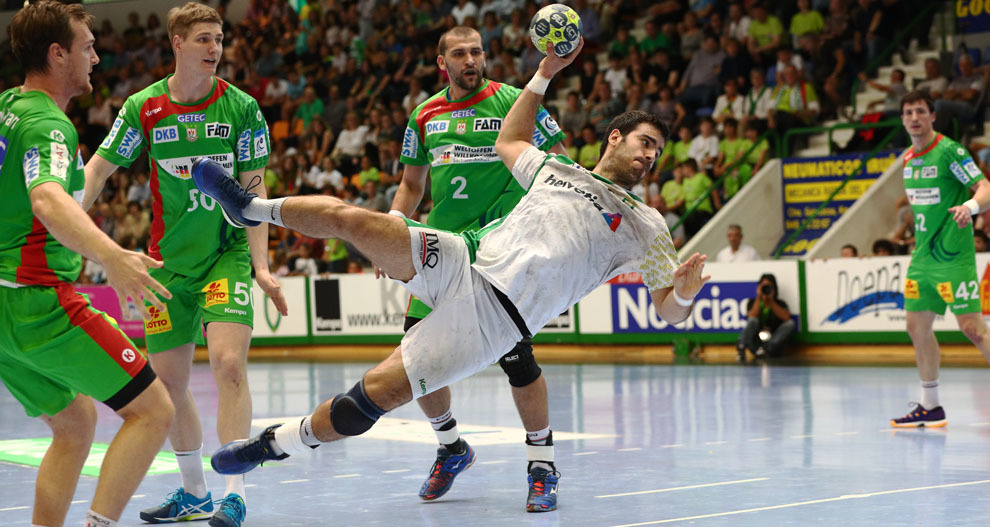 EHF Champions League 2017 15003923351550