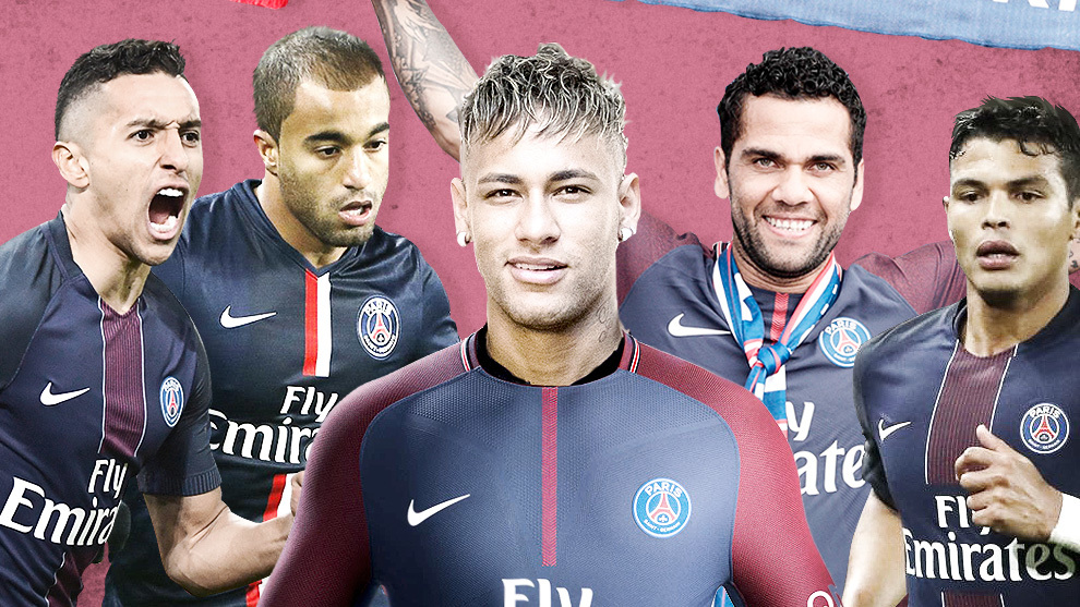 Buy Here Pay Here Ma >> Five arguments PSG can use to seduce Neymar | MARCA in English