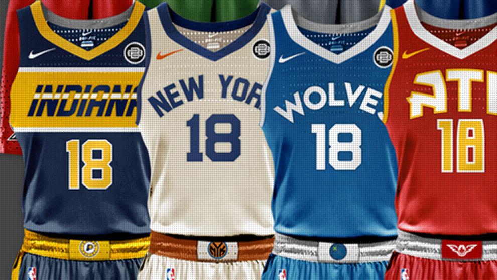 NBA  La NBA se carga los conceptos local y visitante en sus ... 378b5ee92c07a