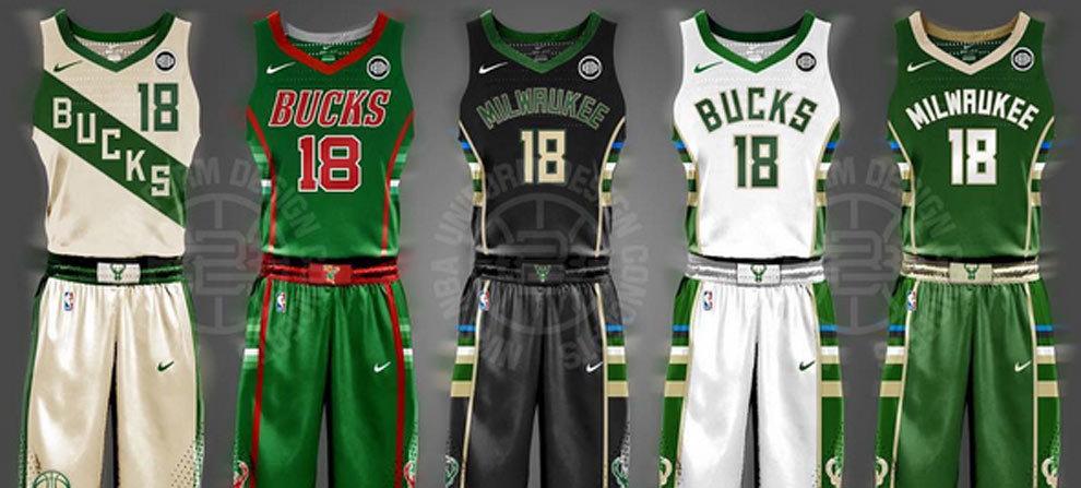 finest selection 18a8b 5de33 Las camisetas NBA como nunca antes las habías visto - Con el lanzamiento de  las nuevas equipaciones de...  MARCA.com