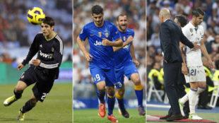 El día de su debut, su gol al Madrid en el Bernabéu y su último...