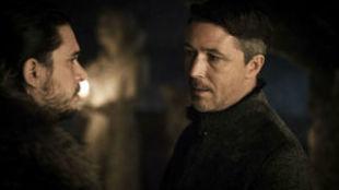 Una conversación entre Jon Snow y Meñique