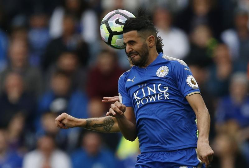 4f162ebd6 Leicester City manager Craig Shakespeare has confirmed the club received an  offer from AS Roma for wantaway winger Riyad Mahrez but have declined the  ...