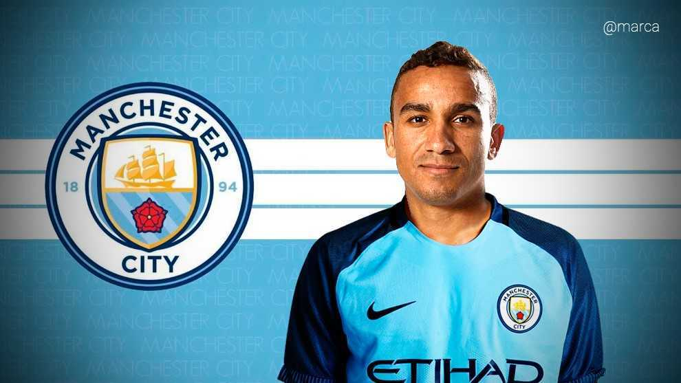 198028b6b ... are ready to announce the signing of Danilo from Real Madrid after the  two clubs agreed a fee of 30m euros for the defender