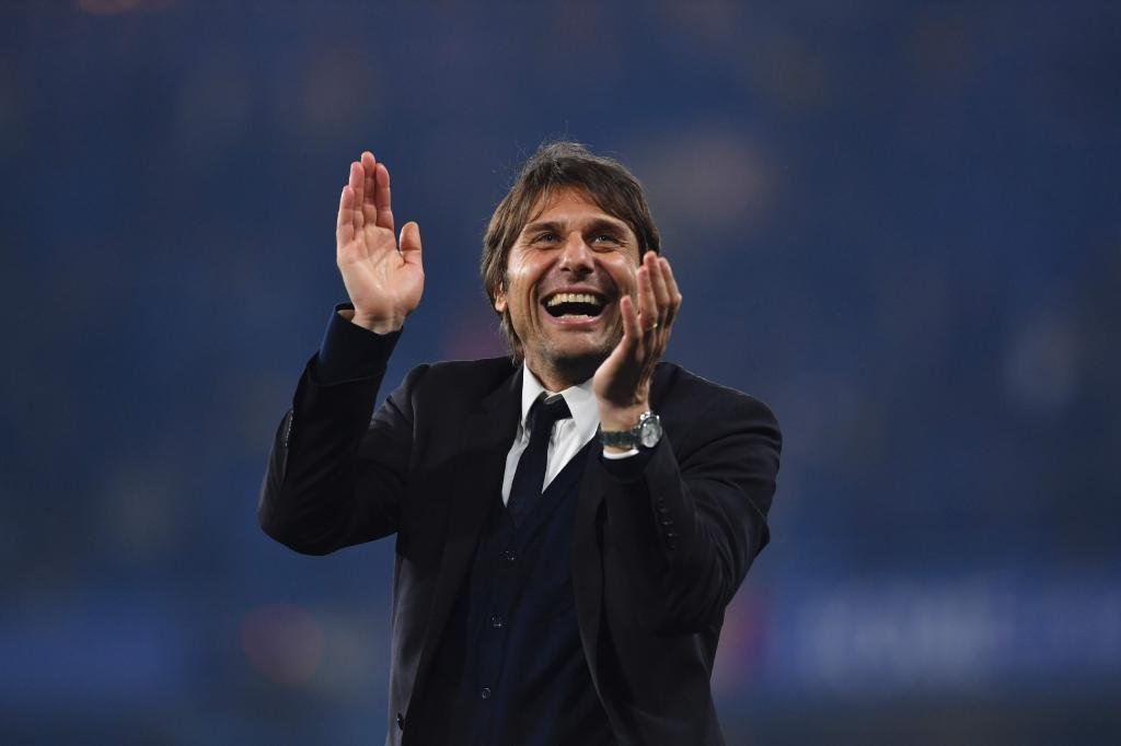 25665a6b4 Antonio Conte is delighted with Alvaro Morata s signing