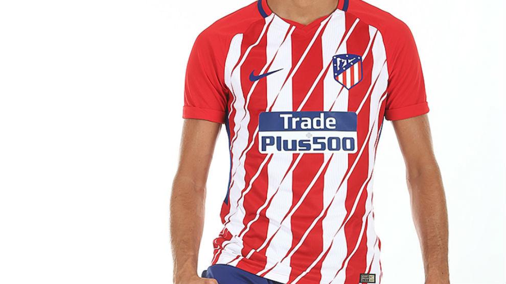 52c0f0cddbc1d uniforme Atlético de Madrid online