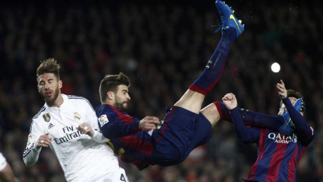 Madrid-Barça: ¿qué defensa valdrá más en el mercado Fantasy?