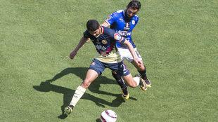 Las Águilas cayeron ante los Gallos en la Supercopa MX