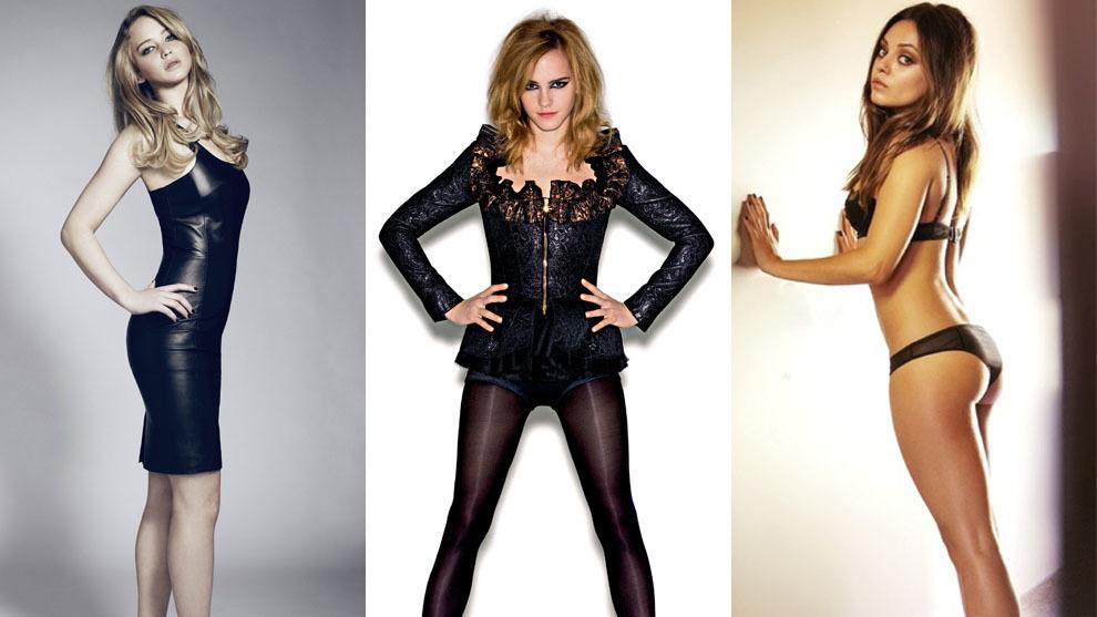 Cuánto Miden Las 30 Actrices Más Sexys De Hollywood Foto 1 De 31 Marca Com