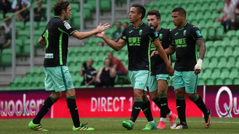 Granada: El Granada empata ante el Groningen en su segundo test | Marca.com