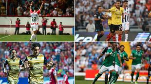 Puch, Romero, Ríos y Burbano, entre los autores del primer gol de los...