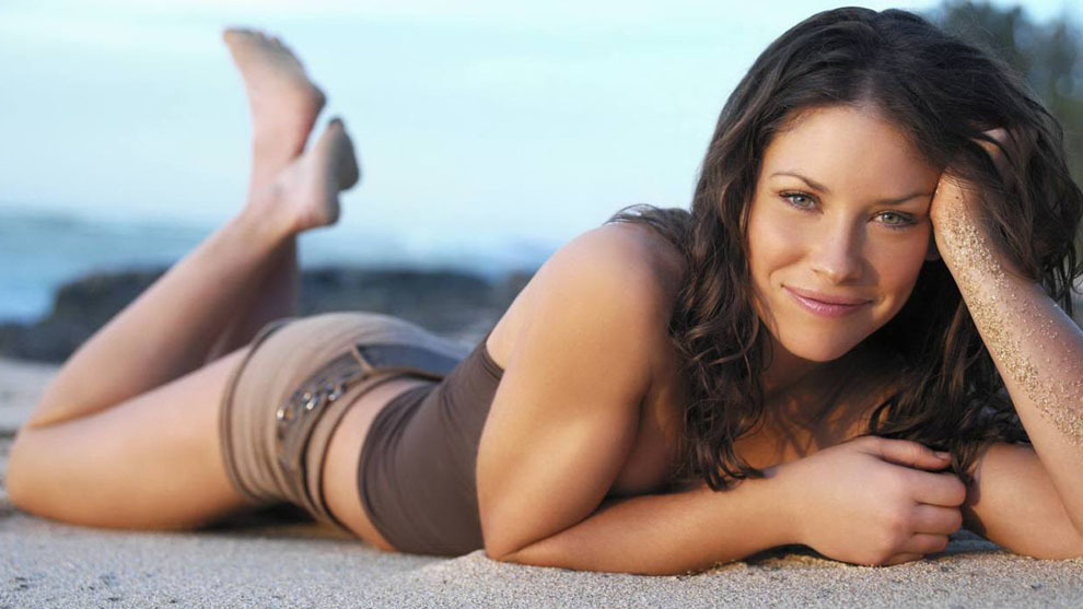 Evangeline Lilly Sexy