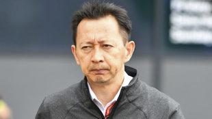 Yusuke Hasegawa.