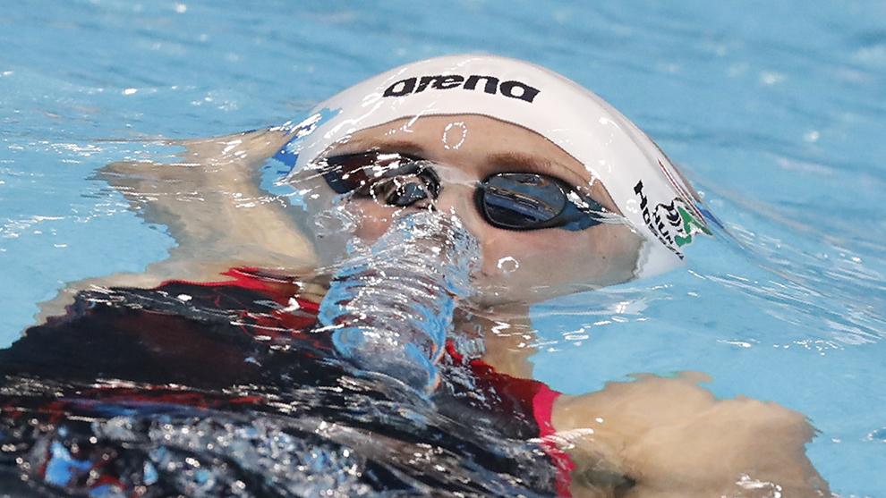 Katinka Hosszu de Hungría