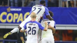 El equipo yanqui jugará su décima final de la Concacaf