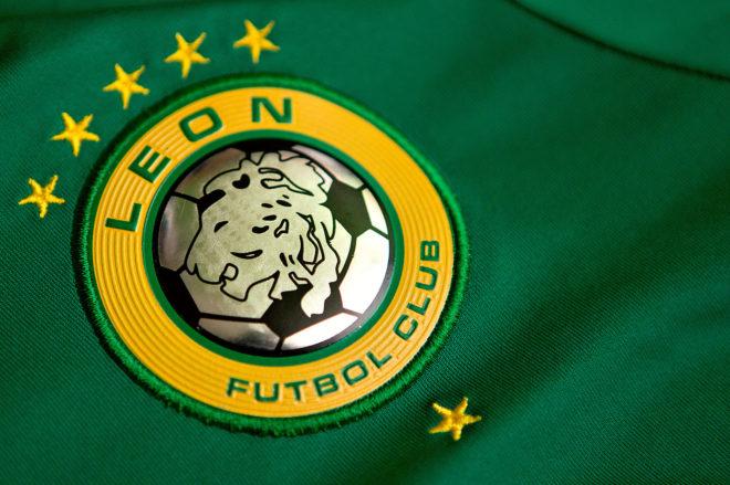 Logo especial del León.