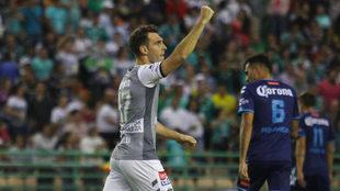 León inicia su camino en la Copa MX.