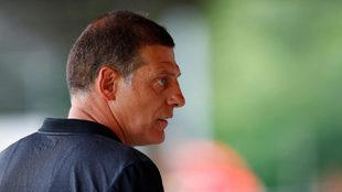 Slaven Bilic, técnico del West Ham