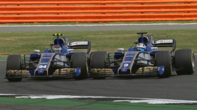 Ericsson y Wehrlein.