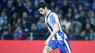 Iván Marcano en un partido con el Oporto