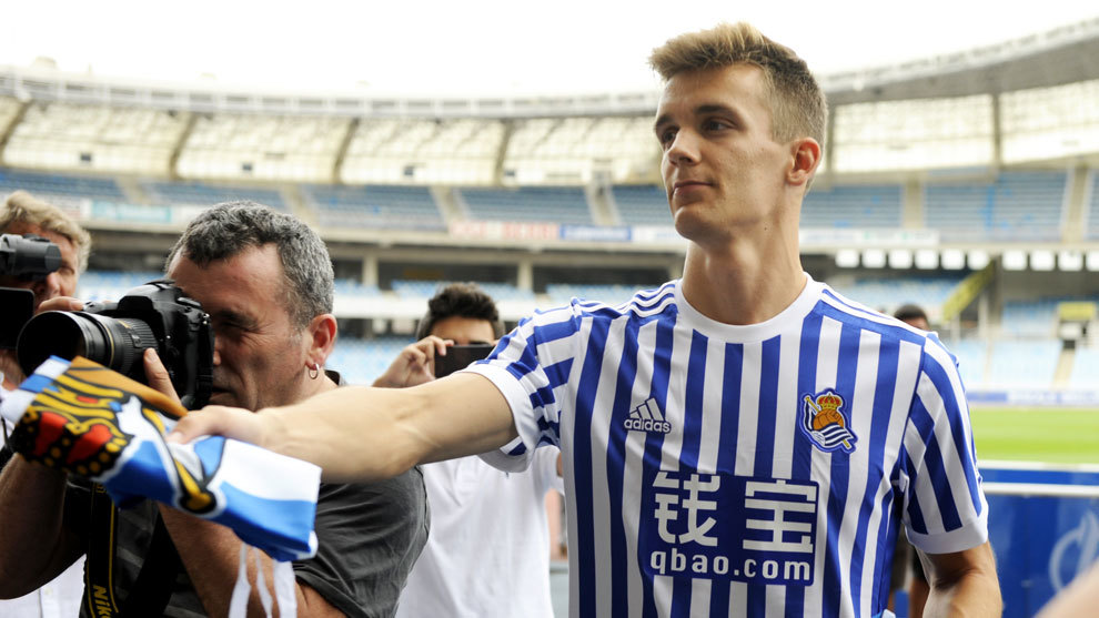 Diego Llorente: If Real Sociedad play well then we can have ...