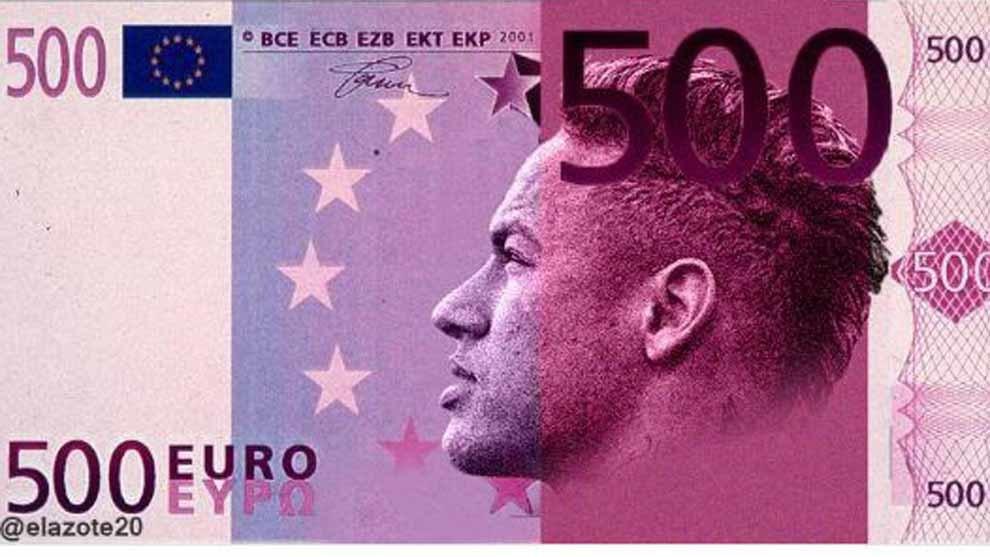 The Best Memes Of Neymars World Record Move To Psg Foto  Marca English