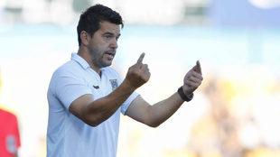 Cosmin Contra, entrenador del Dinamo de Bucarest