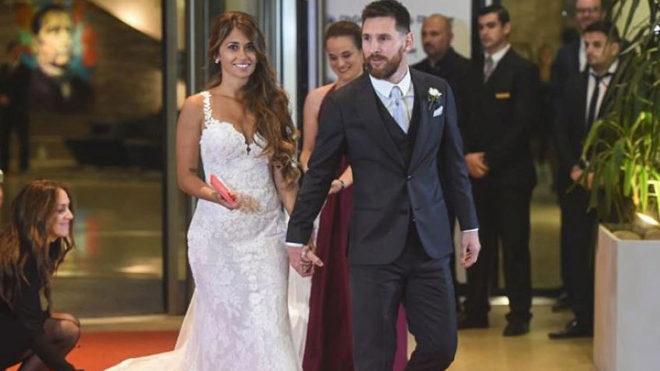 Se reveló el monto que donaron los invitados de Messi a una ONG