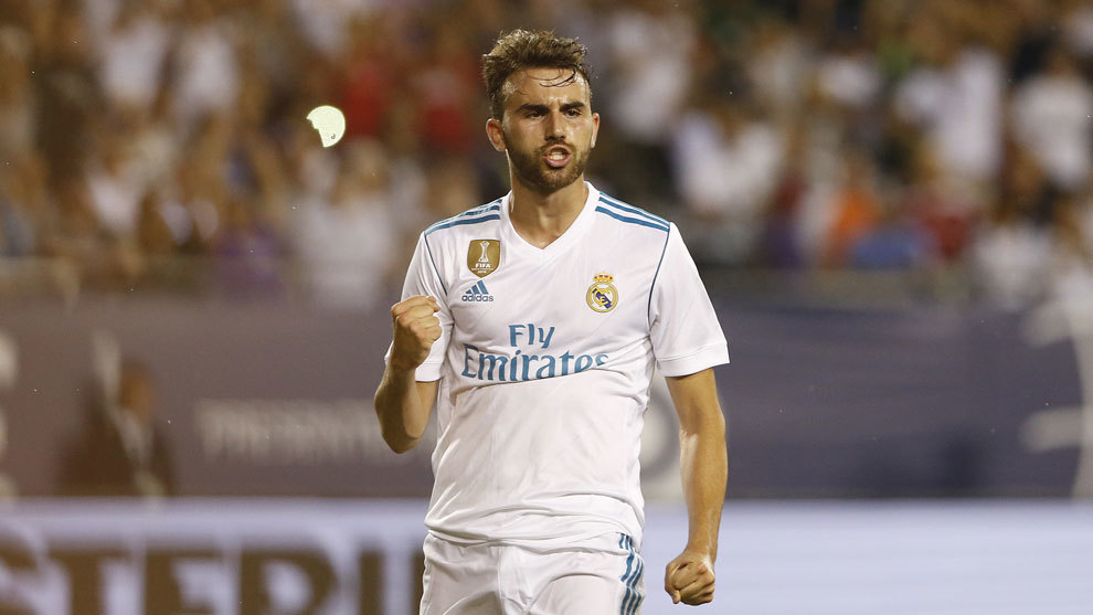 Borja Mayoral: I want to stay at the best club in the world ...