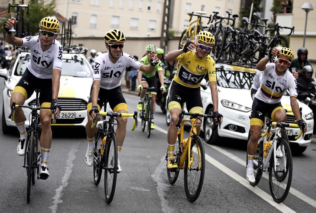 Eurosport ofrece las pruebas ciclistas de Paris-Niza y Strade Bianche -  mundoplus.tv