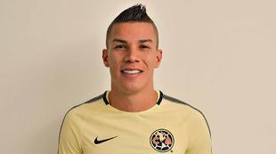 Matheus Uribe, nuevo jugador del América.