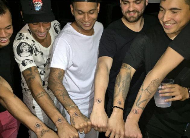 Resultado de imagen para neymar toiss
