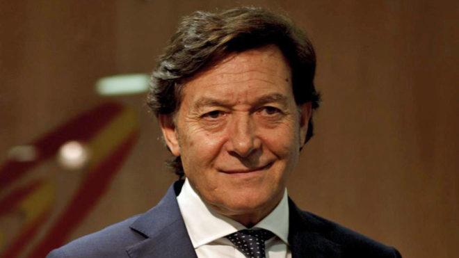 José Ramón Lete, presidente del Consejo Superior de Deportes.