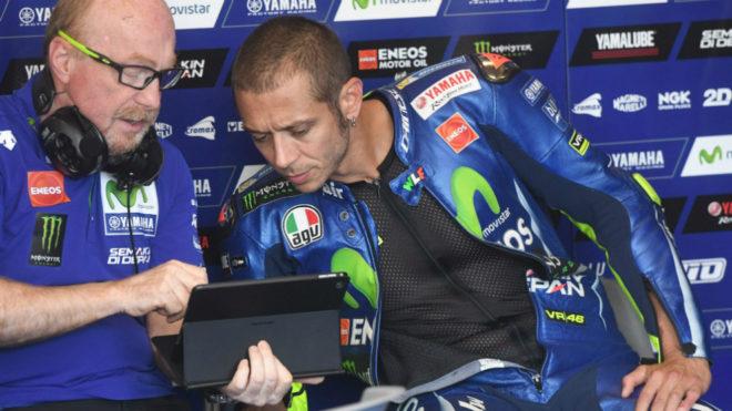 Rossi, en Brno.