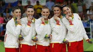 Selección Española de Gimnasia Rítmica