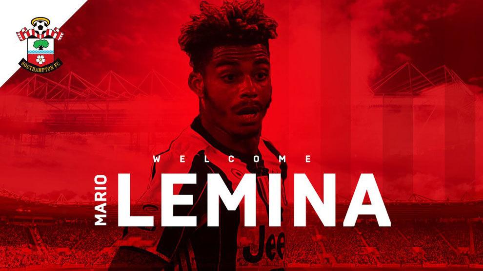 Mario Lemina, nuevo jugador del Southampton.