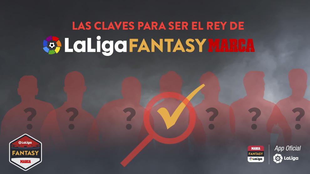Las claves para ser el rey de LaLiga Fantasy MARCA