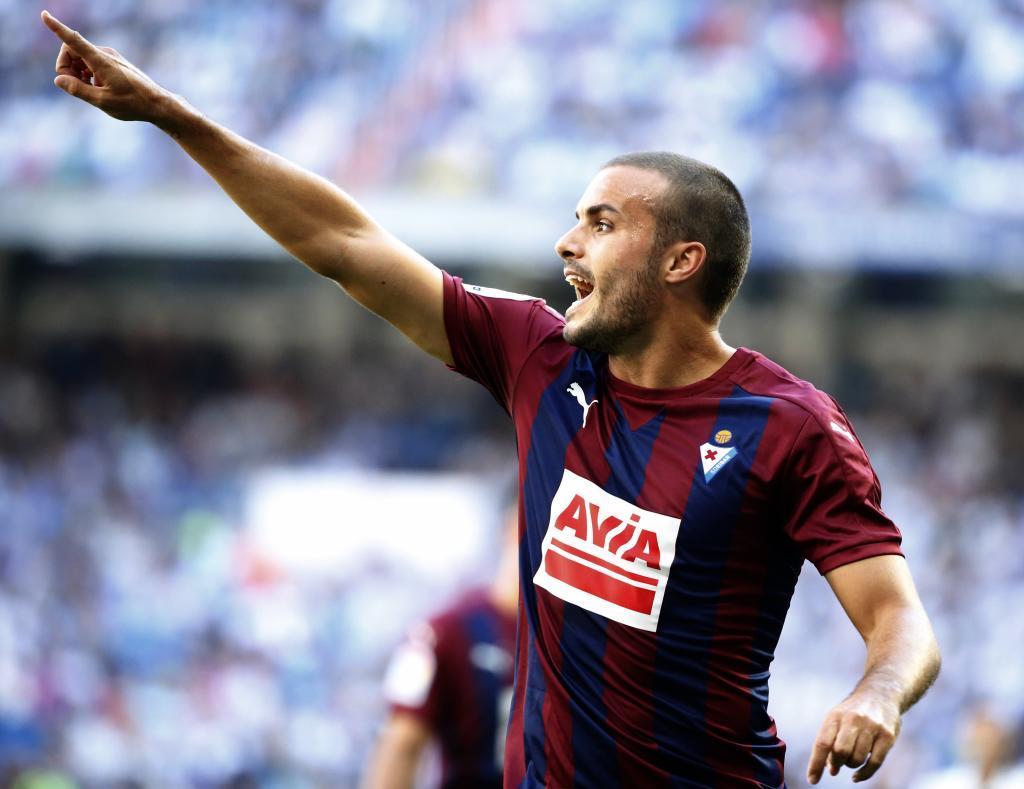 Pedro León destacó como el 4ª jugador mejor valorado