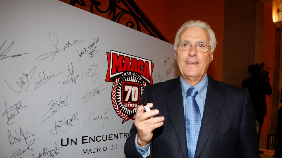 Lolo Sainz alabó a Juan Carlos Navarro