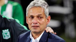 Así terminó Rueda tras ganar la Liga con Nacional en su último...