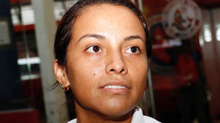 Yulma Guerrero aseguró la falta de contundencia por parte de las...
