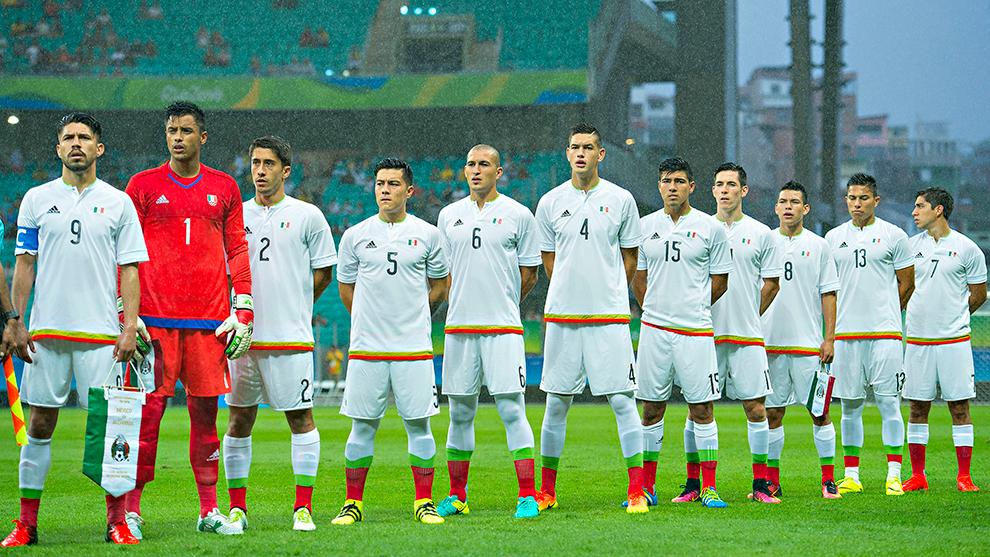 c0bd28c7684f4 Selección Mexicana  México y su paso desde el oro olímpico en el ...