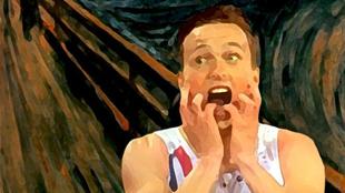 El grito de Karsten Warholm, oro mundial en 400 m vallas, en plan el...