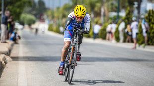 Ricardo Ten, en una competición.