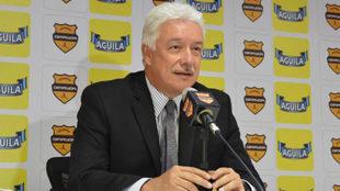 Jorge Perdomo, presidente de Dimayor.