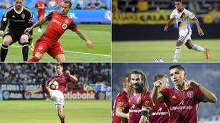 Giovinco, Dos Santos, Zimmerman y Savarino, entre los seleccionados de...