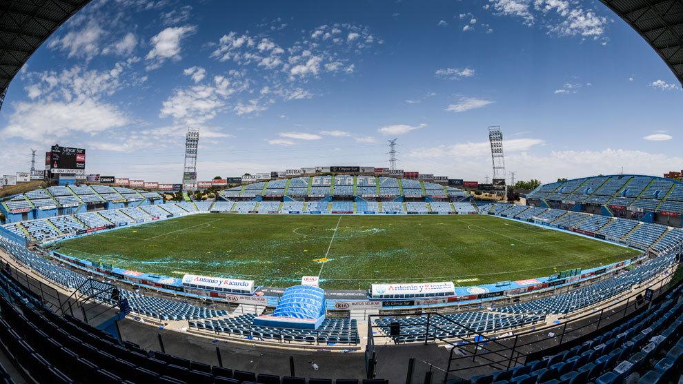Getafe Un Estadio De Primera Para El Getafe Con R 233 Cord