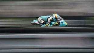 Joan Mir, piloto de Moto3