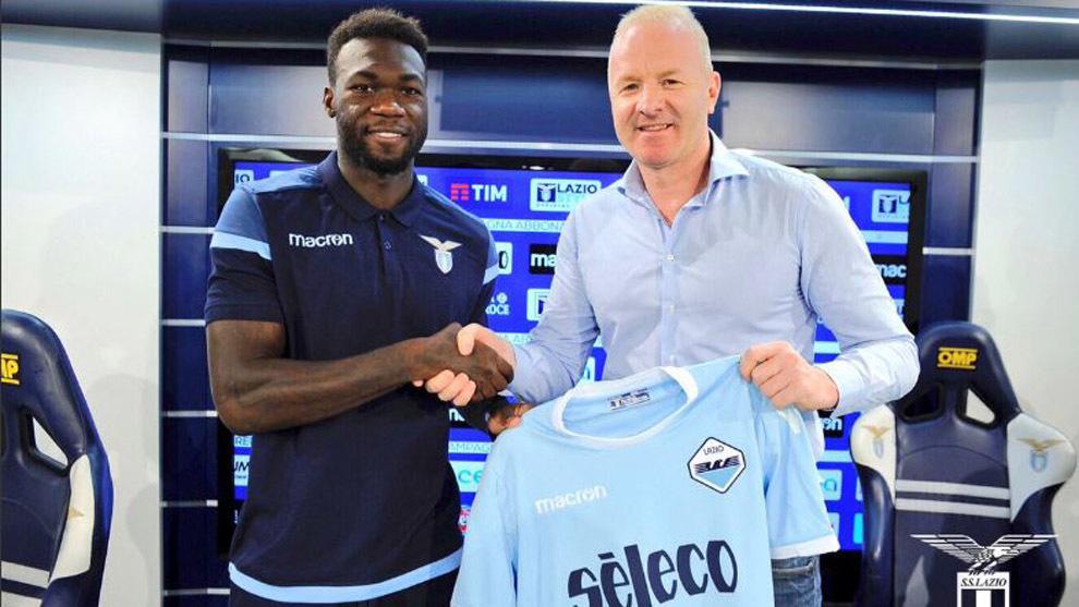 Camiseta Lazio FELIPE CAICEDO
