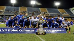 El Málaga fue el campeón del Carranza en la pasada edición.